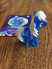 My Little Pony G4 FiM Royal Riff #3 Neon Bright Blind Bag w/Card [1c]