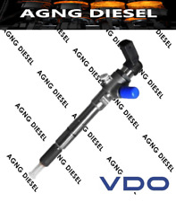 NEW VW CADDY BEETLE 1.6TDI VDO INJECTOR 03L130277B 03L130277S A2C9626040080