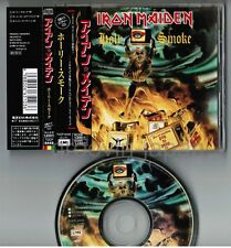 "IRON MAIDEN Holy Smoke JAPAN 3-track 5"" PICTURE CD TOCP-6449 w/OBI Free S&H"