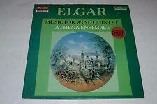 Elgar~Music For Wind Quintet~Athena Ensemble~Chandos~Direct Metal Mastering