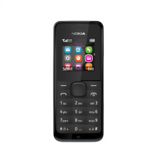 Nokia 105 BLACK SIM Free/Unlocked Mobile Phone