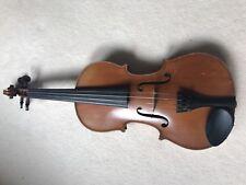Violin Tamaño 3/4 francés con estuche de madera arco y Auténtico