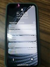 Apple iPhone 11 Pro Max - 256GB - Space Gray (Unlocked) Read description.