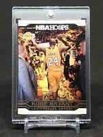 2017-18 Hoops Kobe Bryant Career Tribute, Final Game 60 Points, LA Lakers