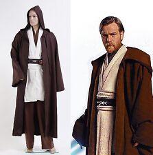 Star Wars Nuovo Obi-Wan Kenobi Jedi TUNIC Originale Costume Standard *Su Misura*