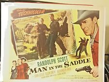 Randolph Scott Man in The Saddle 1951 Tennessee Ernie Ford Columbia Pictures 164