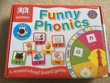 DK Funny Phonics Educational Game, Reading, Spelling For reception And KS1