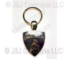 Key Ring Gold Large