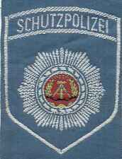 DDR Textilabzeichen Transportpolizei Trapo -Schutzpolizei- für Uniformbluse