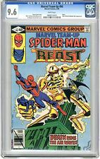 Marvel Team-Up #90 CGC 9.6 NM+  Wht pags Beast, Killer Shrike & Modular Man Aoo.