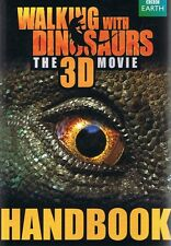 WALKING WITH DINOSAURS HANDBOOK by Calliope Glass (Paperback, 2012) FREE POST