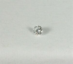 GENUINE NATURAL HAND CUT DIAMOND-.025 CTW VS1 G