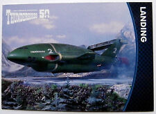 THUNDERBIRDS 50 YEARS - Card #4 - Gerry Anderson - Unstoppable Cards Ltd 2015