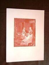 La Mère laborieuse La Madre laboriosa - J.B.S. Chardin