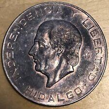 Mexico 1956 10 Pesos; KM-474; UNC - Hidalgo (#cr12)