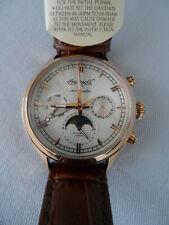 Ingersoll Byron IN1317RWH Damenuhr Armbanduhr Automatik Damen Uhr Lederband OVP