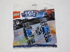 New 2012 Lego 8028 Star Wars Mini Tie Fighter Sealed Polybag Disney Kids Toy Set