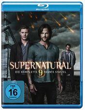 Blu-ray * Supernatural - Season/Staffel 9 * NEU OVP