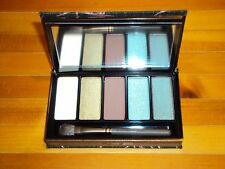 MAC Novel Twist Eyeshadow Palette in WARM EYES 5 colors w/ mirror & 213se brush