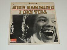 JOHN HAMMOND i can tell Lp RECORD ATLANTIC SD 8152 ELECTRIC BLUES 1967