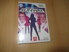 Proyecto Runway (Wii) Nuevo Empaquetado PAL VERSIÓN