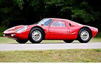Race Car Ferrari 1 Sport 1964 43 Vintage 24 Exotic 18GT Concept 12 F