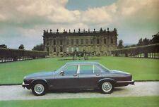 JAGUAR VANDEN PLAS Limousine Youngtimer Prospekt Brochure 80er Jahre 44