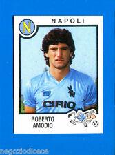 CALCIATORI PANINI 1982-83 - Figurina-Sticker n. 187 - AMODIO - NAPOLI -Rec