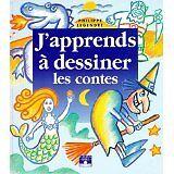 Philippe Legendre-Kvater - J'apprends à dessiner les contes - 1999 - Bande dessi