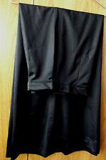 Langer festlicher Designer-Hosenrock von MP, Gr.40, schwarz
