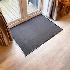 Entrance Mat Dirt Trapper Doorway Hallway Floor Carpet Scrapper Rubber Backed
