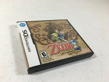 Legend of Zelda Phantom Hourglass Nintendo DS Complete