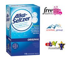 Alka Seltzer Original Antacid Effervescent Tablets 116count