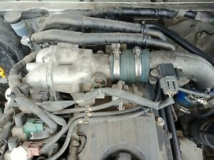 NISSAN NAVARA D22 ZD30 DIESEL MANUAL 2006 LONG ENGINE MOTOR