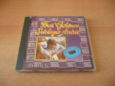CD Das Goldene Schlager-Archiv 1977: Baccara Boney M. Ricky King Tony Holiday
