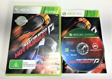 XBOX 360 GAMES | NEED FOR SPEED HOT PURSUIT | PAL COMPLETE