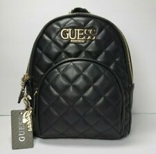 Guess Handbag Purse Wallet Tote Shoulder Backpack COLOR:BLACK