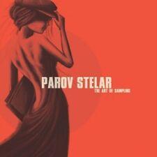 PAROV STELAR - THE ART OF SAMPLING  CD  14 TRACKS   INTERNATIONAL POP  NEUF