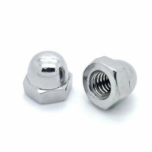 Piece-15 Hard-to-Find Fastener 014973122461 Acorn Cap Nuts 8-32