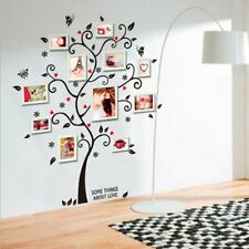 Photo Frames Tree Wall Sticker  Decoration Happy Family Decal  Removable+%