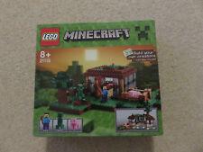 LEGO Minecraft Steve's Haus (21115)