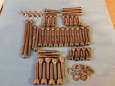 Suzuki GS750 GS 750 stainless bolt kit Metric Screws Motor