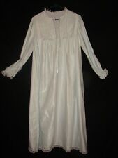 Vintage Pinehurst Lingerie Gown nightgown ~ Size Large blue timeless design
