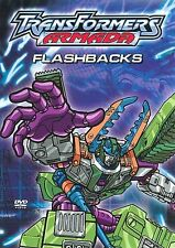 Transformers Armada - Flashbacks DVD