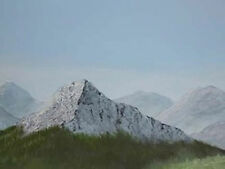 DVD BACKDROP PAINTING MOUNTAINS & VALLEYS On3 On30 HOn3 HO scale O S scenery