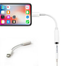 Lightning Adapter iPhone AUX 3.5mm Klinke Stecker Kopfhörer iPad Audio Kabel KFZ