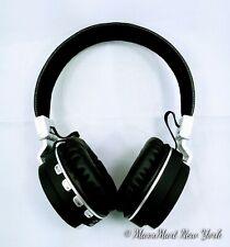 BT6 Bluetooth Headphone Light Weight Black
