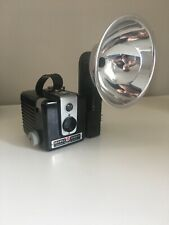 Kodak Brownie Hawkeye Flash Camera Model Vintage Film Photography
