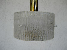 Kalmar textured glass chandelier  Pendant Lamp