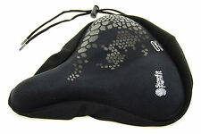Selle Royal Memory Foam Bicycle Saddle/Seat Cover 260mm x 220mm